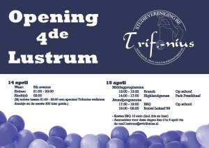 Poster Lustrum hor2